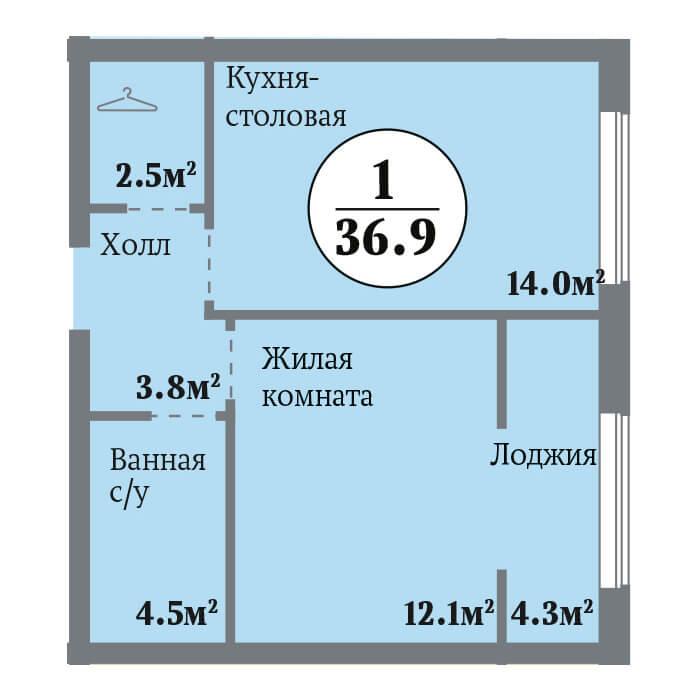 жк ньютон челябинск планировки дома №20.16