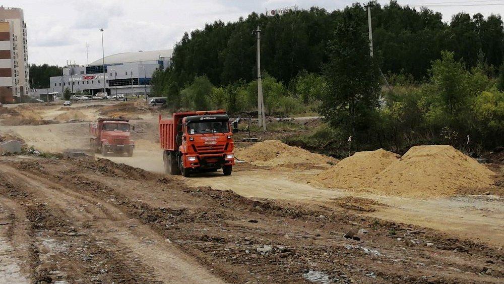 В рамках национального проекта «Безопасные и качественные дороги» началось строительство дороги по улице 250-летия…