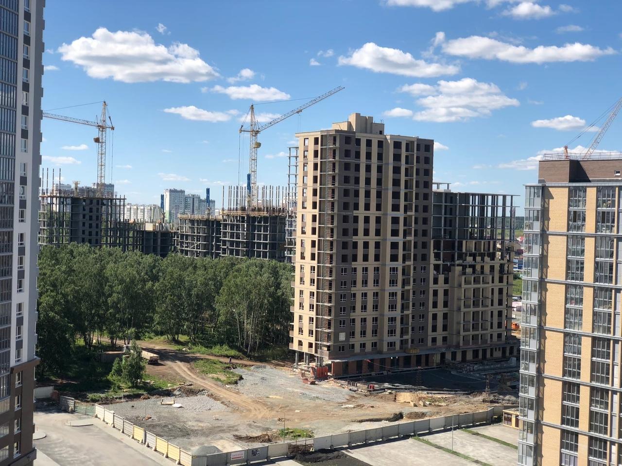 Жилой Комплекс «НЬЮТОН» предлагает центральный дом ! + подземный паркинг + вид на сквер…